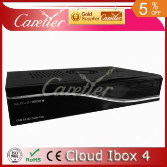 Cloud ibox4 satellite receiver