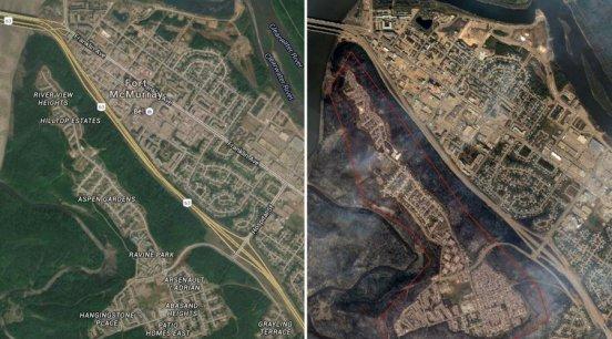 Google Maps / Google Crisis