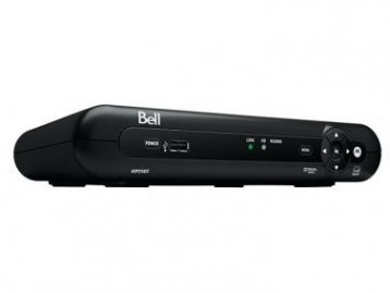 Bell Fibe TV Wireless HD