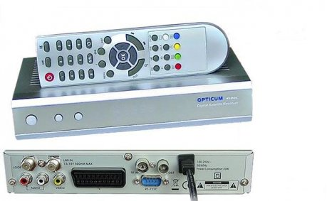China Orton Satellite Receiver