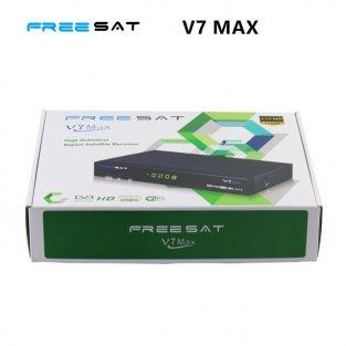 Freesat v7 max FTA digital