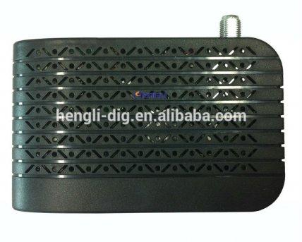 Ku band satellite receiver