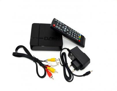 DVB-T2 terrestrial digital