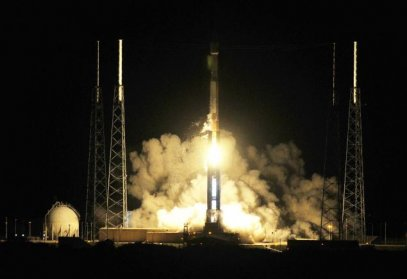 A new communication satellite