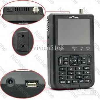 SATlink WS-6906 3.5 DVB-S FTA