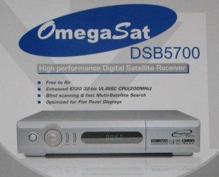 Omegasat DSB5700