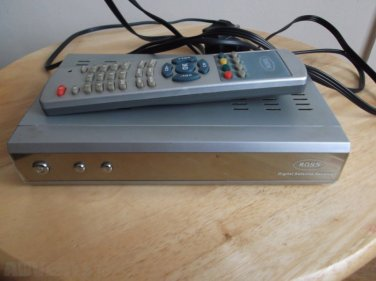Ross satellite receiver