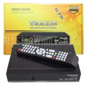New Traxis DBS6100HD FTA