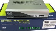 Dreambox 500s satellite receiver