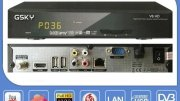 DVB Digital Satellite receiver