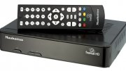 Manhattan Plaza HD-S2 Digital Satellite receiver