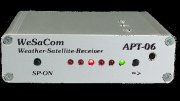 Satellite Weather receiver