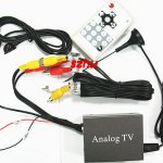 Analog TV receiver