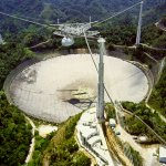Arecibo satellite