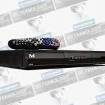 Bell satellite receiver 6400