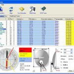 Satellite receiver software