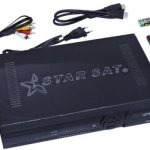 StarSat Digital Satellite receiver